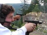คลิป ปืน Glock 18 vs.ปืน Beretta 93R