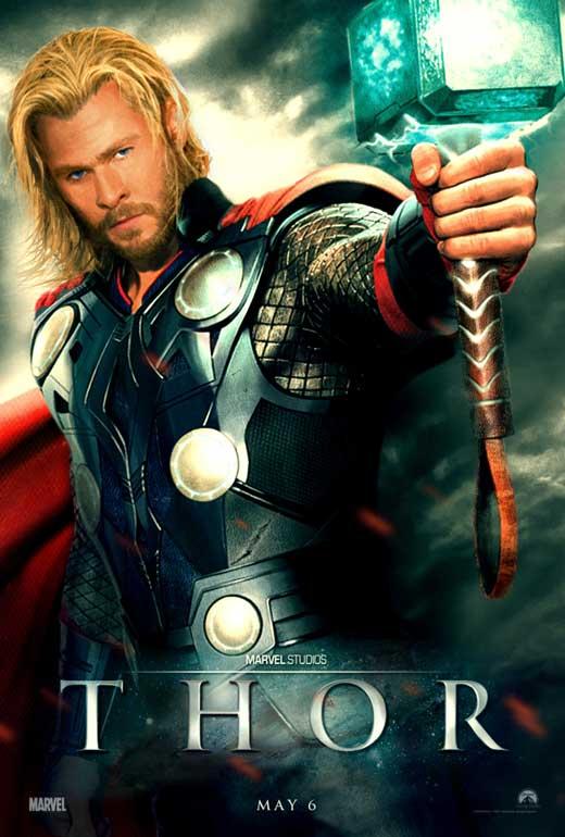 คลิป Thor ธอร์ เทพเจ้าสายฟ้า Trailer