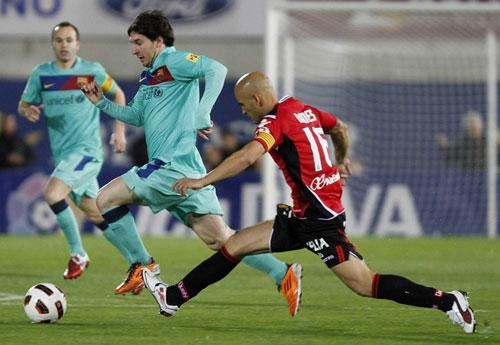 มายอร์ก้า 0-3 บาร์เซโลน่า..ลา ลีกา สเปน