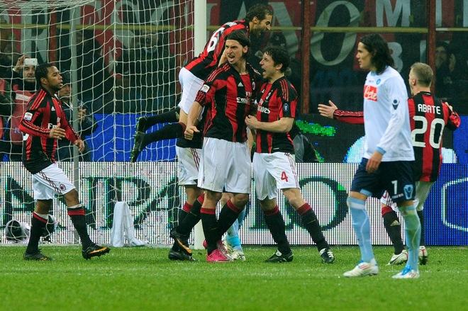 เอซี มิลาน 3-0 นาโปลี..กัลโช เซเรีย อา อิตาลี