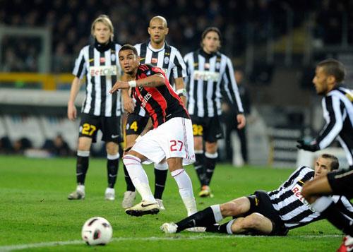 คลิป ยูเวนตุส 0-1 เอซี มิลาน..กัลโช่เซเรีย อา อิตาลี