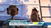 คลิป สุดยอด บ้านบินได้ในอนิเมชั่น ปู่ Up กลายเป็นเรื่องจริง