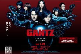 คลิป ตัวอย่างหนัง Gantz กวาดรายไ้ด้ถล่มทลายในญี่ปุ่น