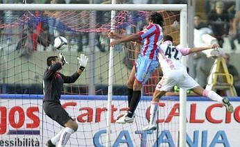 คาตาเนีย 1-0 ซามพ์โดเรีย..กัลโช่ เซเรีย อา อิตาลี