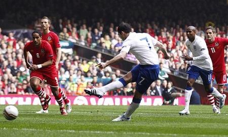 เวลส์ 0-2 อังกฤษ..ฟุตบอลยูโร 2012 กลุ่ม จี