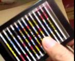 คลิป กล่องกล เขย่า-เลื่อนๆไพ่เปลี่ยนสี^^