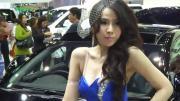 คลิป พริตตี้ฮุนได มอเตอร์โชวว์ 2011