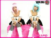 คลิป เบื้องหลัง MV  เพลง จุ๊บ จุ๊บ จาก Neko Jump