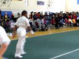 กางเกงหลุด นักกีฬา แข่งขัน วูซู ลีลา พริ้วไหว พลาด UCLA Wushu Collegiates 2011