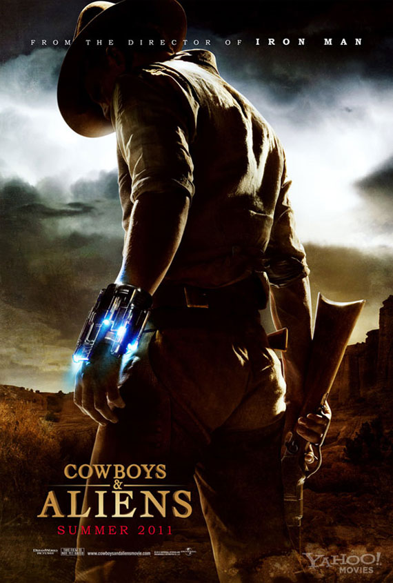 Cowboys & Aliens Trailer 2 HD