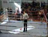 วัยรุ่น เตะ ต่อย แข่งขัน kick boxing