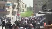 คลิป สงคราม ทหาร กองทัพ ซีเรีย ยิง ฆ่า ตาย ประชาชน เตะ ต่อย