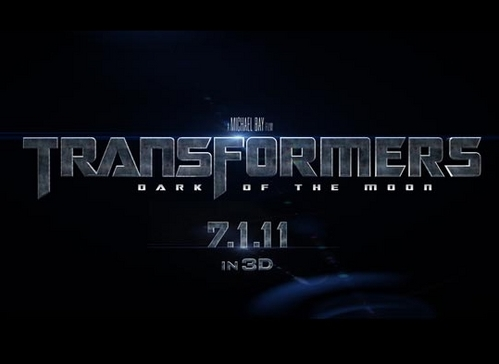 Transformers 3 : Dark of The Moon Trailer