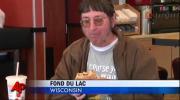 แมคโดนัลด์ บิ๊กแมค เขมือบ กิน ทาน สถิติ Man Eats 25,000th Big Mac