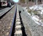 อุบัติภัย ดินถล่ม ยุบตัว น้ำเซาะ รางรถไฟ น่ากลัว ทำลาย