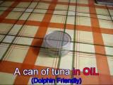 คลิป วีธีทำตะเกียงน้ำมัน จากทูน่ากระป๋อง