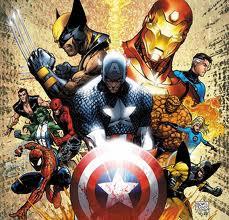 คลิป  Marvel