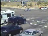 มหัศจรรย์ เด็ก รถชน รอด รถเข็นเด็ก พัง ยับ อุบัติเหตุ
