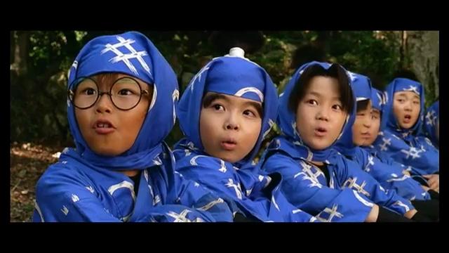 คลิป นินจารันทาโร่ เดอะ มูฟวี่ nintama rantarou the movie