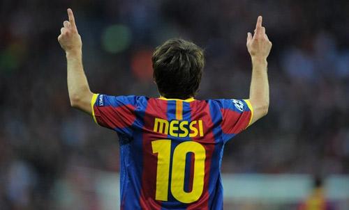 ลิโอเนล เมสซี่ / Lionel Messi