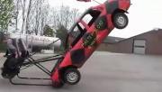 คลิป เจ๋ง รถมหาสนุก ทำเครื่องเล่นเองไม่ง้อสวนสนุก