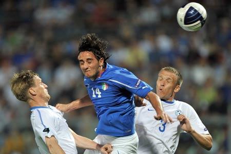อิตาลี 3-0 เอสโตเนีย..ฟุตบอลยูโร 2012 รอบคัดเลือกกลุ่ม C