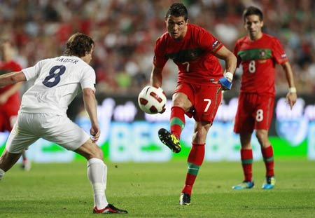 โปรตุเกส 1-0 นอร์เวย์..ฟุตบอลยูโร 2012 รอบคัดเลือกกลุ่ม H