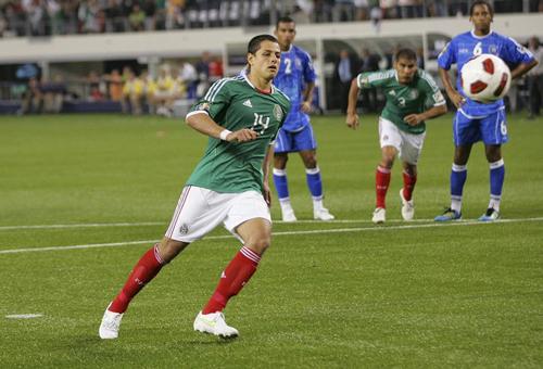 เม็กซิโก 5-0 เอล ซัลวาดอร์..คอนคาเคฟ โกลด์ คัพ