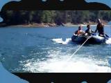 Water boat สุดมัน เทกระจาด ตกน้ำกระจาย