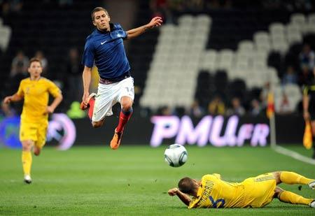 ยูเครน 1:4 ฝรั่งเศส ..ฟุตบอลนัดกระชับมิตรทีมชาติ