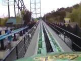 รถไฟเหาะ roller coaster สูงที่สุดในโลก