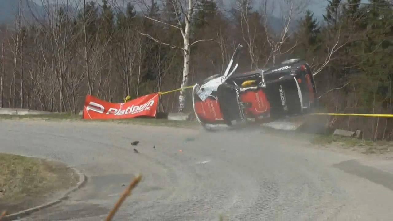 คลิป Crash Compilation 2011 Rally อุบัติเหตุ รถแข่ง มันมัน ซิ่ง