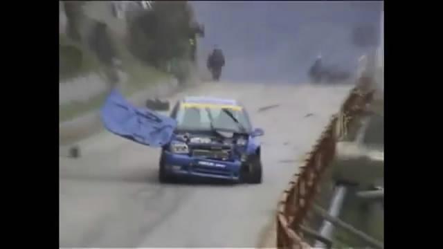 คลิป Crash Compilation  Rally อุบัติเหตุ รถแข่ง มันมัน ซิ่ง สนุก เร้าใจ
