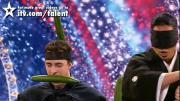คลิป โชว์ เสียว ปิดตา ฟัน แตงกวา Britain_s Got Talent