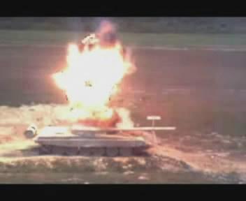 คลิป TOW Anti tank guided weapon จรวดต่อต้านรถถัง รถถัง ระเบิด ทำลาย รุนแรง RPG Javelin