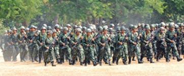กองทัพ กองทัพบกไทย กองพันทหารม้าที่6 ไทย