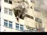 คลิป ไฟไหม้ ตึก โดดตึก หนี ตาย