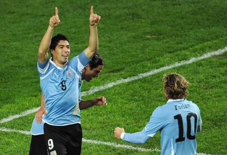 คลิป เปรู 0-2 อุรุกวัย..โคปา อเมริกา 2011 รอบรองฯ