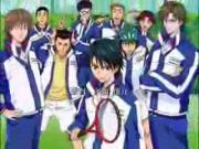mv the prince of tennis