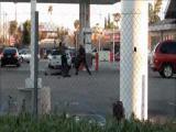 คลิป สองตำรวจ 1 คนร้าย!! คลิปทเป็นข่าว