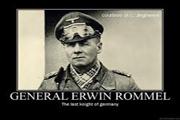 สงคราม สงครามโลกครั้งที่สอง กองทัพ ทหาร นาซี เยอรมัน เออร์วิน รอมเมล จิ้งจอกทะเล