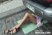 รถเสีย ตลก น้องซ่อมรถ พี่ๆหยิบปะแจเบอร์2 ให้น้องหน่อยค่ะ