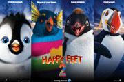 คลิป ตัวอย่างหนัง Happy Feet Two Trailer ซับไทย