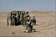 คลิป จรวจต่อสู้รถถัง ระเบิด ขณะประทับยิง ทหารนาวิกโยธิน