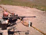 คลิป Us Army พลซุ่มยิง sniper ทดสอบ ยิง .50cal barrett อเมริกา