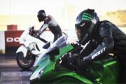 คลิป Kawasaki Ninja ZX14 R