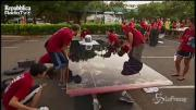 คลิป ออสเตรเลีย:การแข่งขันรถยนต์พลังงานแสงอาทิตย์