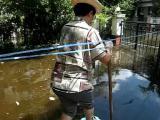 คลิป เดินบนน้ำ