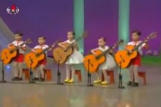 ดนตรี เพลง เกาหลี music เด็ก น่ารัก กีต้า guitar เก่ง