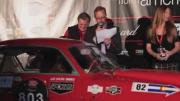 Fail  แรลลี่ Rally  รถยนต์ เฟอร์รารี่ ล้ม ขับรถ ขำขำ ตลก คล้ายเครียด